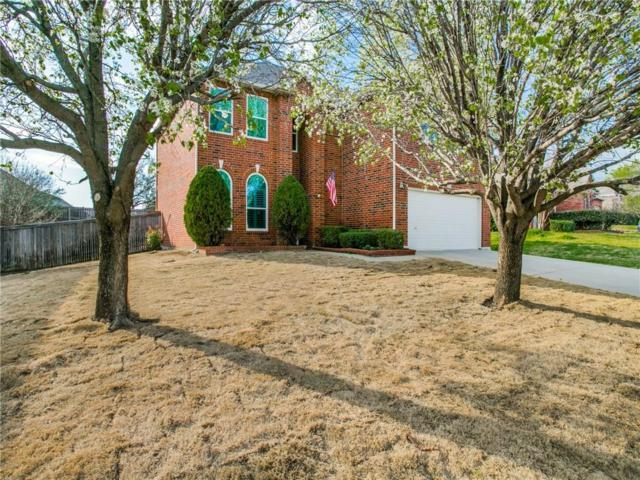 1712 Mystic Hollow Drive, Lewisville, TX 75067 (MLS #14047948) :: Real Estate By Design
