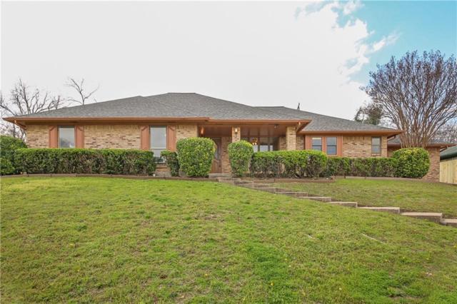 5520 Aspen Lane, Fort Worth, TX 76112 (MLS #14048043) :: Real Estate By Design