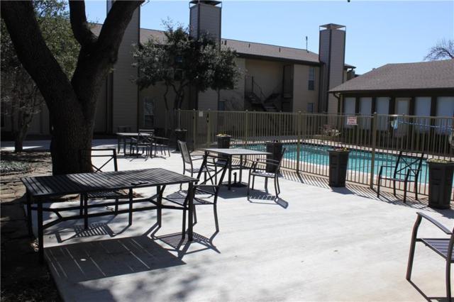 10650 Steppington Drive #127, Dallas, TX 75230 (MLS #14048045) :: Team Hodnett