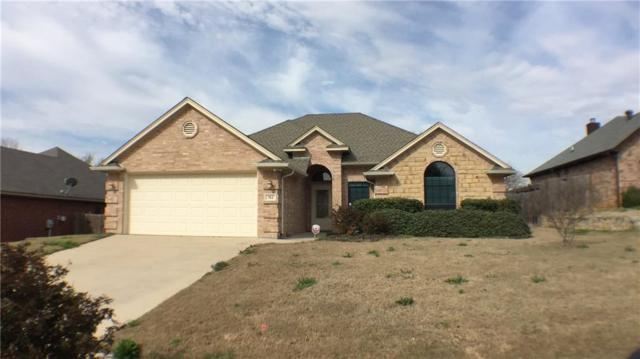 312 Jade Lane, Weatherford, TX 76086 (MLS #14048076) :: The Mitchell Group