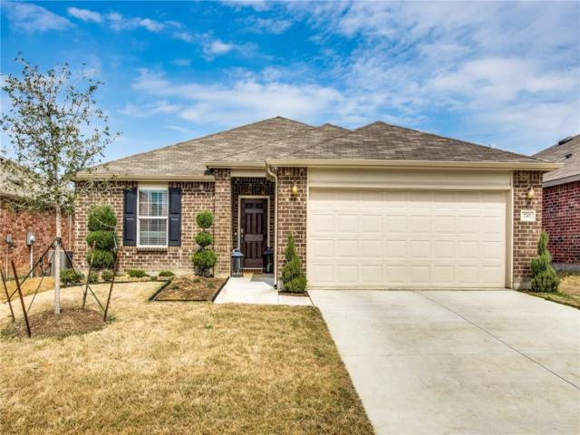 1745 Trace Drive, Aubrey, TX 76227 (MLS #14048115) :: Real Estate By Design
