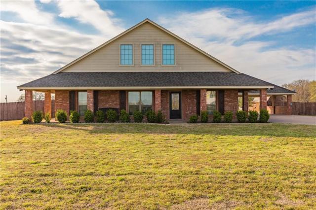 810 S Fork Wiggins Road, West, TX 76691 (MLS #14048141) :: Real Estate By Design
