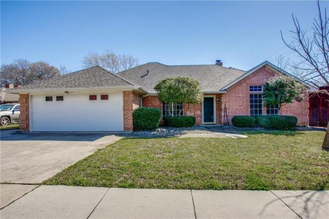3421 Woodside Drive, Arlington, TX 76016 (MLS #14048156) :: Century 21 Judge Fite Company