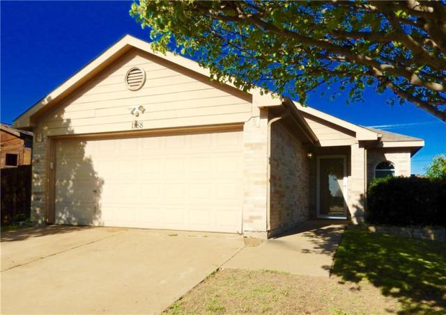1188 Whispering Meadows, Crowley, TX 76036 (MLS #14048199) :: Century 21 Judge Fite Company