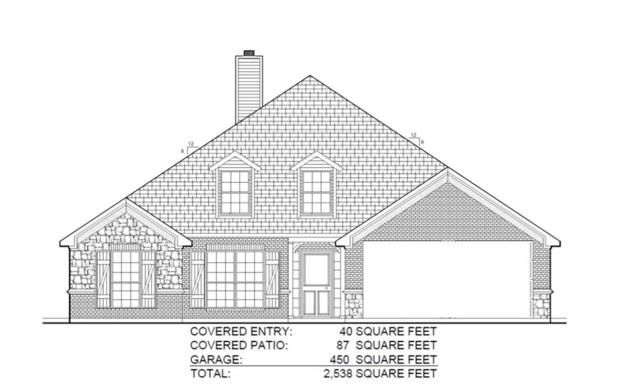 141 Valley Court, Paradise, TX 76073 (MLS #14048240) :: RE/MAX Town & Country