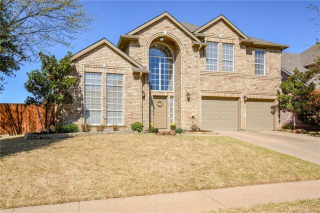 5509 Vicksburg Place, Frisco, TX 75035 (MLS #14048288) :: HergGroup Dallas-Fort Worth