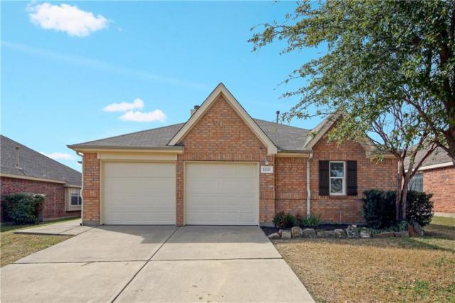 1221 Roping Reins Way, Fort Worth, TX 76052 (MLS #14048379) :: Robbins Real Estate Group
