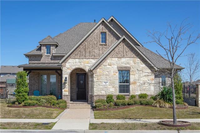 1027 Winter Fire Way, Arlington, TX 76005 (MLS #14048389) :: Robbins Real Estate Group