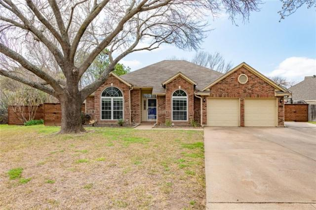 3337 Circlewood Court, Grapevine, TX 76051 (MLS #14048406) :: The Mitchell Group