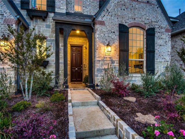 1216 7th Street, Northlake, TX 76226 (MLS #14048468) :: North Texas Team | RE/MAX Lifestyle Property