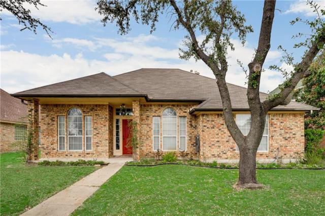 2742 Claremont Drive, Grand Prairie, TX 75052 (MLS #14048485) :: Century 21 Judge Fite Company