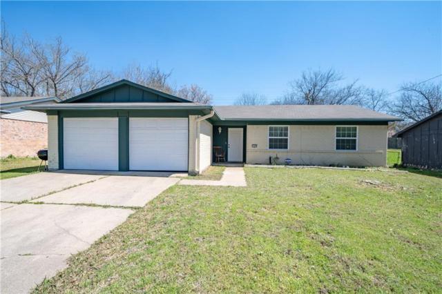 1209 Saturn Drive, Cedar Hill, TX 75104 (MLS #14048492) :: Century 21 Judge Fite Company