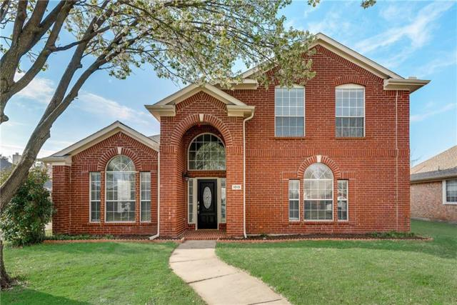 1010 Stoneport Lane, Allen, TX 75002 (MLS #14048523) :: Team Hodnett