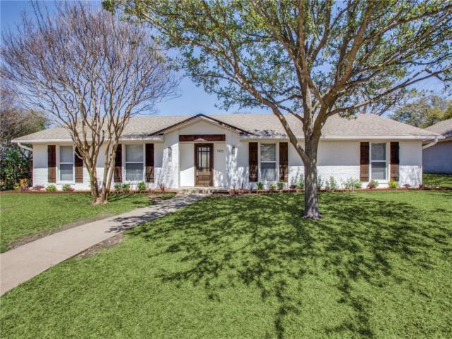 7415 Chattington Drive, Dallas, TX 75248 (MLS #14048527) :: The Mitchell Group
