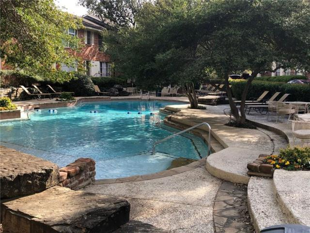 3017 Mahanna Springs Drive 3017B, Dallas, TX 75235 (MLS #14048559) :: Frankie Arthur Real Estate