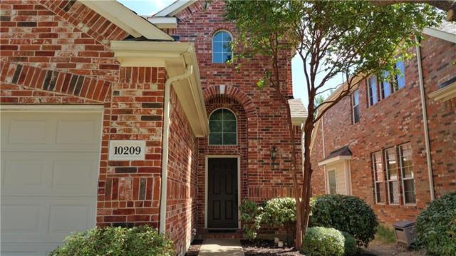 10209 Placid Drive, Mckinney, TX 75072 (MLS #14048580) :: Roberts Real Estate Group