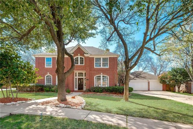 8620 Castle Creek Court, North Richland Hills, TX 76182 (MLS #14048632) :: Robbins Real Estate Group