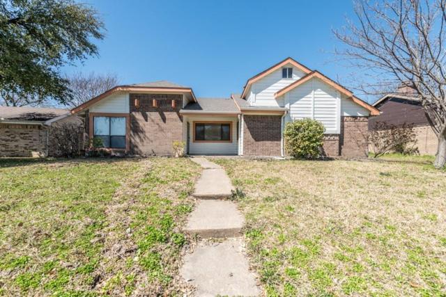 2707 Poteet Drive, Mesquite, TX 75150 (MLS #14048651) :: Frankie Arthur Real Estate