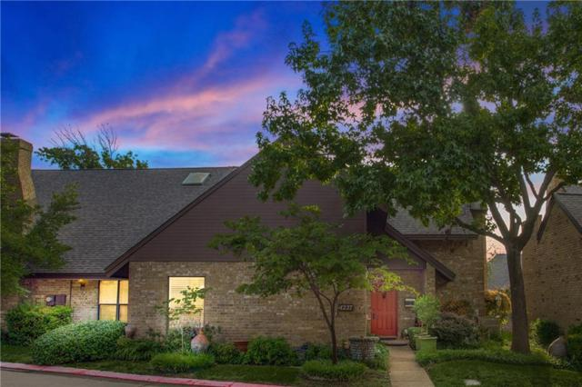 4227 Brook Tree Drive, Fort Worth, TX 76109 (MLS #14048673) :: The Mitchell Group