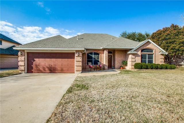 1009 Evandale Road, Burleson, TX 76028 (MLS #14048689) :: The Mitchell Group