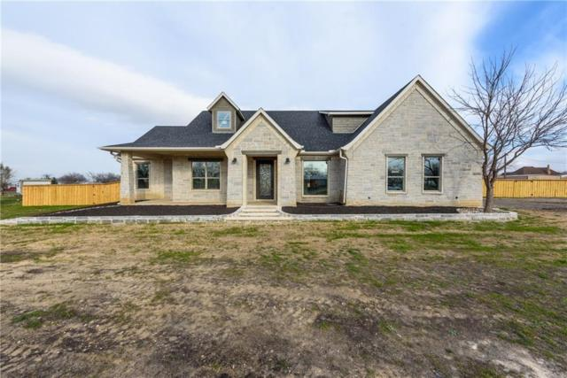 18055 Bruno Road, Justin, TX 76247 (MLS #14048711) :: Hargrove Realty Group
