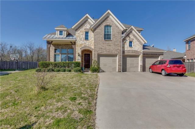 704 Irwin Drive, Mansfield, TX 76063 (MLS #14048738) :: The Tierny Jordan Network