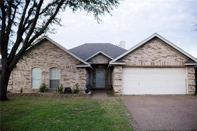 7924 Clear Brook Circle, Fort Worth, TX 76123 (MLS #14048747) :: RE/MAX Town & Country