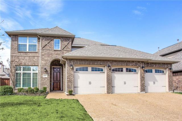 1119 Brigham Drive, Forney, TX 75126 (MLS #14048777) :: RE/MAX Landmark