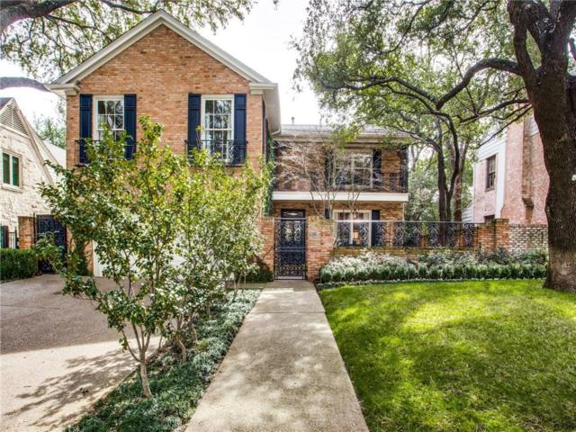 4515 Arcady Avenue, Highland Park, TX 75205 (MLS #14048781) :: HergGroup Dallas-Fort Worth