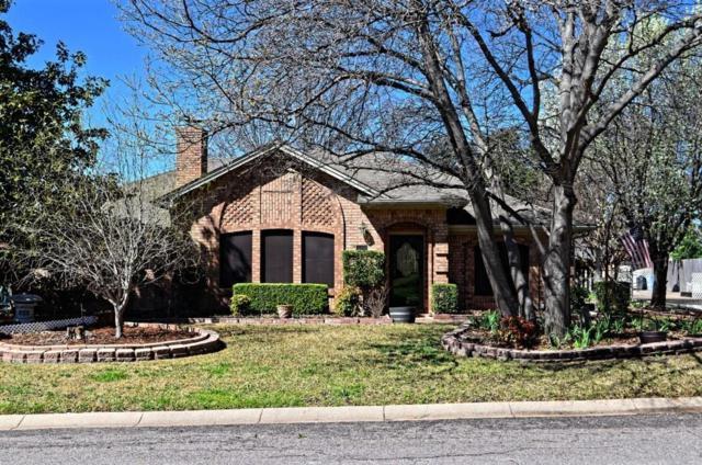 8509 Woodslane Drive, Fort Worth, TX 76179 (MLS #14048835) :: Real Estate By Design