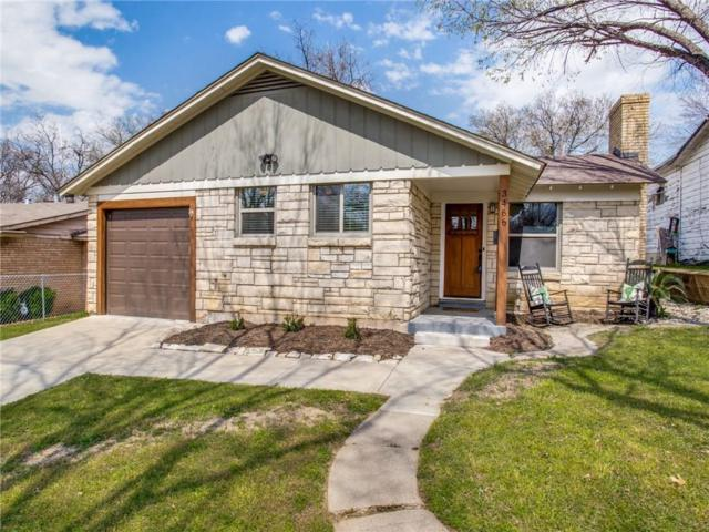 3466 Whittier Street, Fort Worth, TX 76133 (MLS #14048882) :: RE/MAX Town & Country