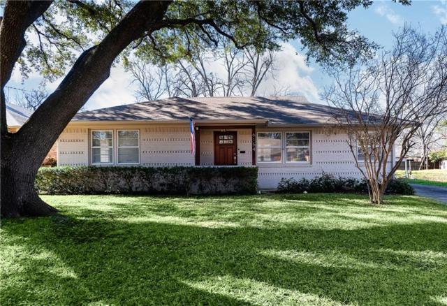 6154 Monticello Avenue, Dallas, TX 75214 (MLS #14048931) :: Robbins Real Estate Group