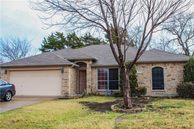 4648 Betts Drive, Grand Prairie, TX 75052 (MLS #14048959) :: The Tierny Jordan Network