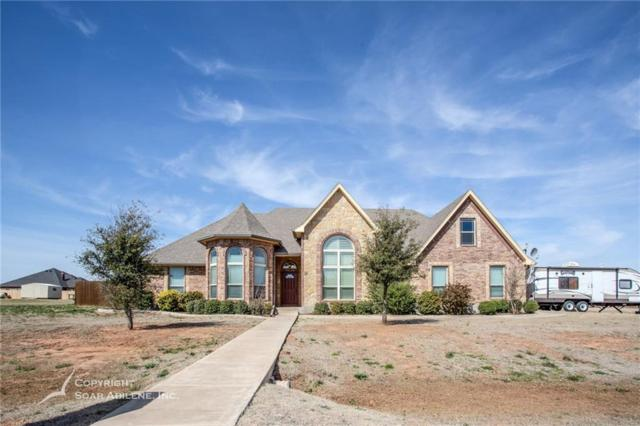 202 Mountain Meadow Drive, Tuscola, TX 79562 (MLS #14048970) :: RE/MAX Town & Country