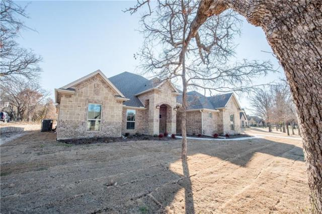 136 Arbor Terrace, Weatherford, TX 76087 (MLS #14048976) :: The Mitchell Group