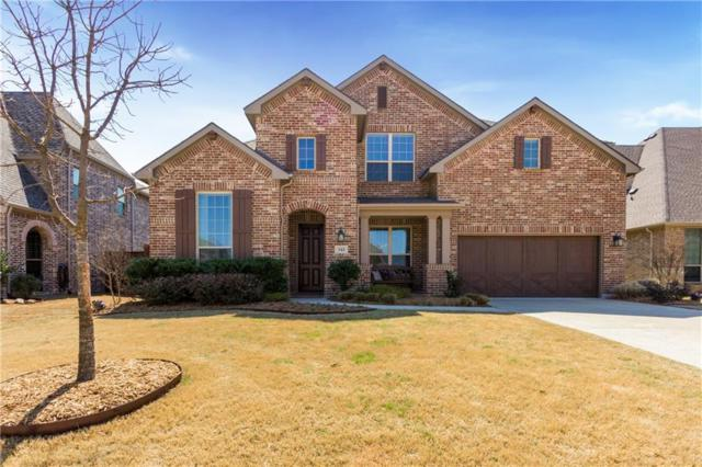 541 Evening Sun Drive, Prosper, TX 75078 (MLS #14049000) :: Roberts Real Estate Group