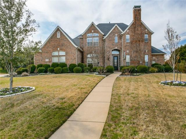 1916 Shooting Star Lane, Southlake, TX 76092 (MLS #14049023) :: The Mitchell Group