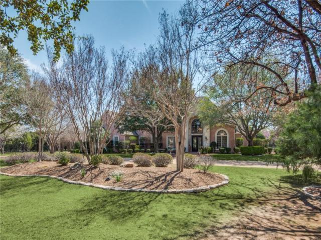 5801 Shorefront Lane, Flower Mound, TX 75022 (MLS #14049050) :: Real Estate By Design