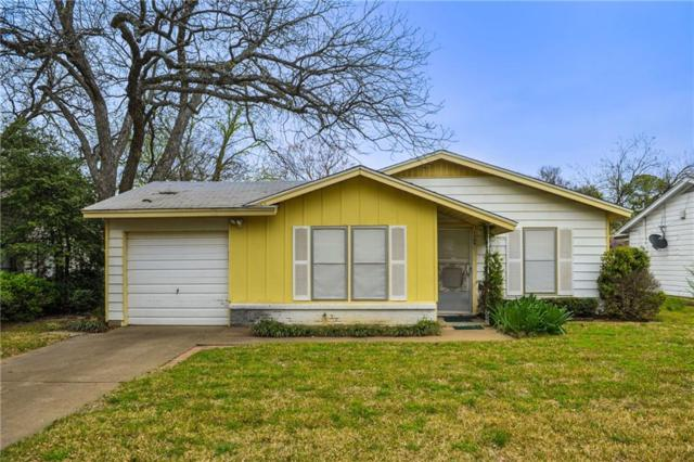 1409 Pikeview Terrace, Arlington, TX 76011 (MLS #14049054) :: RE/MAX Town & Country