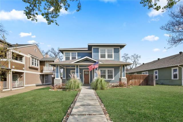 5539 Willis Avenue, Dallas, TX 75206 (MLS #14049105) :: RE/MAX Town & Country