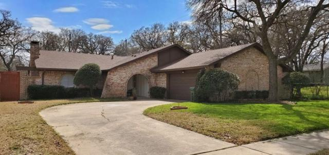 608 Sandlin Drive, Bedford, TX 76021 (MLS #14049123) :: The Mitchell Group