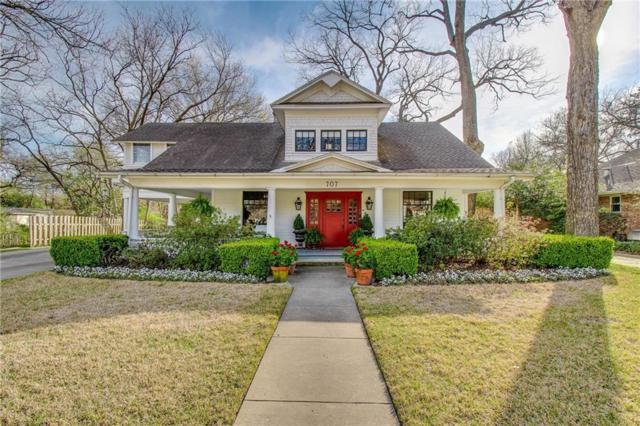 707 W Marvin Avenue, Waxahachie, TX 75165 (MLS #14049154) :: Century 21 Judge Fite Company