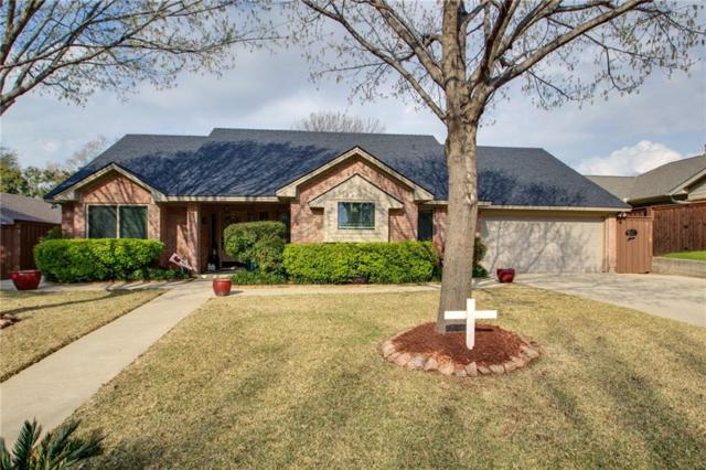 3410 Woodside Drive, Arlington, TX 76016 (MLS #14049156) :: The Mitchell Group