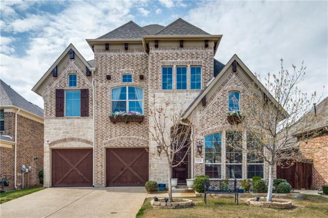 8236 Lindsay Gardens, The Colony, TX 75056 (MLS #14049165) :: Hargrove Realty Group