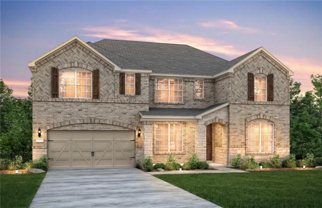 11054 Ortega Street, Frisco, TX 75035 (MLS #14049175) :: Hargrove Realty Group