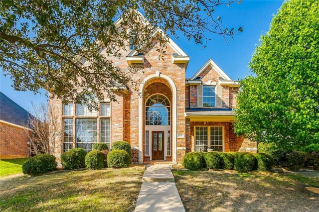 8000 Geranium Lane, Fort Worth, TX 76123 (MLS #14049183) :: RE/MAX Town & Country