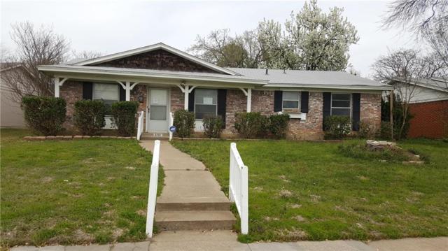 2701 Laramie Street, Irving, TX 75062 (MLS #14049198) :: The Good Home Team