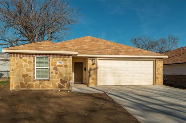 701 Sam Houston Street, Rockwall, TX 75087 (MLS #14049207) :: Baldree Home Team