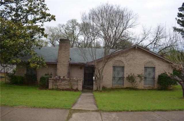 914 5th Street, Grand Prairie, TX 75051 (MLS #14049224) :: Century 21 Judge Fite Company