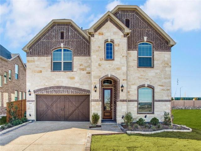 6371 Culverdale Lane, Frisco, TX 75034 (MLS #14049273) :: RE/MAX Town & Country